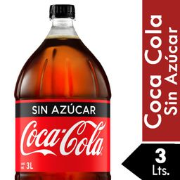 Coca-Cola Sin Azucar Ser Refresco