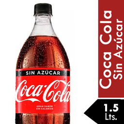 Coca-Cola Sin Azucar Refresco