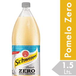 Refresco Schweppes Pomelo Zero 1.5 Lt.