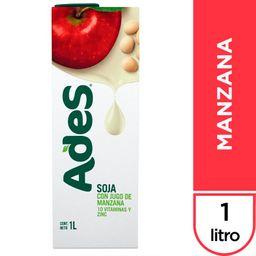 Ades Jugo De Soja Manzana