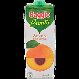 Jugo Baggio Durazno/Naranja 1 Lt.