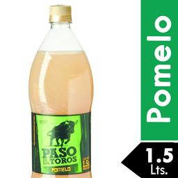 Paso De Los Toros Refresco Pomelo - Bt