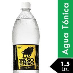Paso De Los Toros Agua Tonica