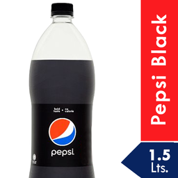 Refresco Pepsi Black 1.5 Lt.