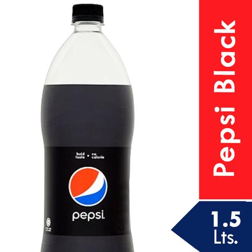 Pepsi Black Pepsi Refresco
