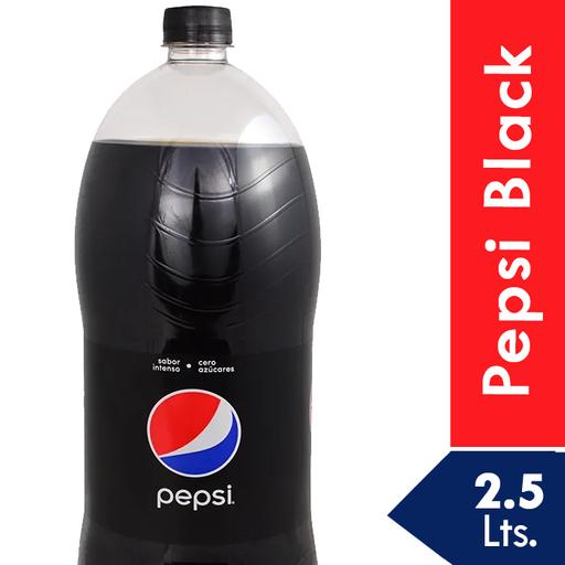 Pepsi Black Pepsi Refresco Env.Desc. 2.5 Lts.