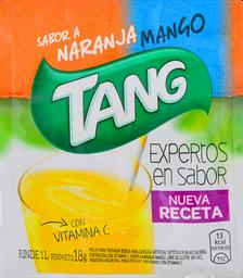 Jugo en Polvo Tang Sabor Naranja/mango
