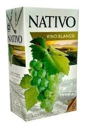 Vino Blanco Nativo 1 Lt.