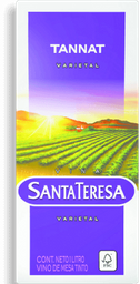 Vino Tannat Santa Teresa 1 Lt.