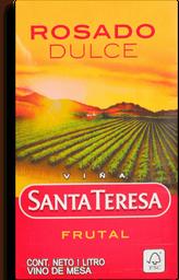 Vino Rosado Frutal Santa Teresa 1 Lt.