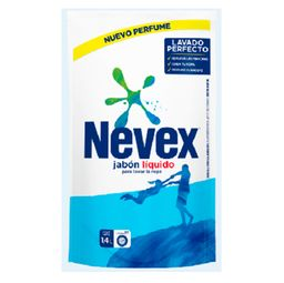 Jabon Liquido Nevex Matic 1.400 Lt. Doy Pack