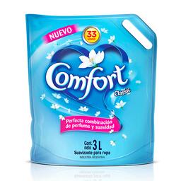 Suavizante Comfort Classic 3 Lt.