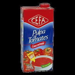 Cefa Pulpa De Tomate Concentrada