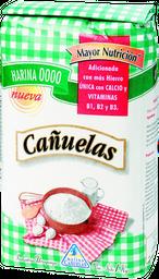 Harina Cañuelas 0000 1 Kg.