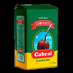 Yerba Cabral Compuesta 1 Kg.