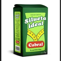 Yerba Cabral Silueta Ideal 1 Kg.