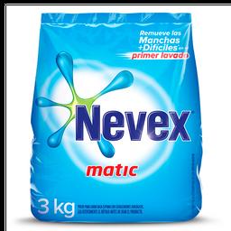 Jabon En Polvo Nevex Be 3 Kg.