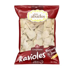 Ravioles de Muzz/jamon Los Abuelos