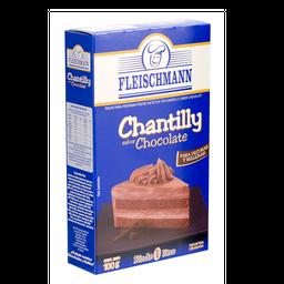 Chantilly Fleischmann Chocolate 100 Grs.