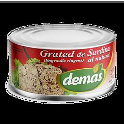 Sardina Demas Grated 170 Grs.