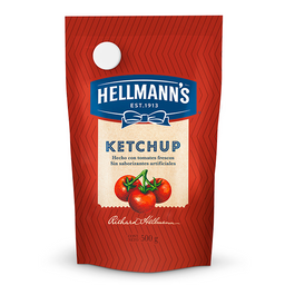 Ketchup Hellmann´S 500 Grs. Doy Pack