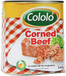Corned Beef Cololo 340 Grs.