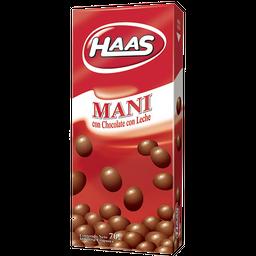 Haas Mani Chocolate & Leche