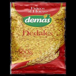 Fideos Demas Dedales Al Huevo