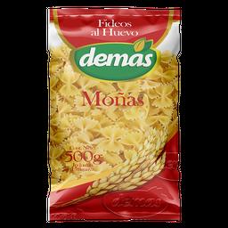 Fideos Demas Monas Al Huevo