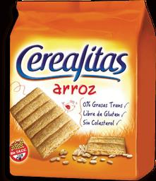 Galletas Cerealitas De Arroz 160 Grs.