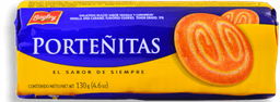 Galletas Bagley Porteñitas 130 Grs.