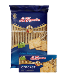 La Trigueña Galletas Premium Cracker