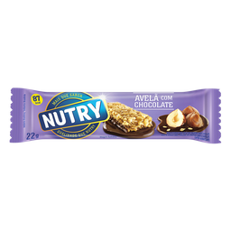 Barrita Nutry Avellana Con Chocolate 22 g