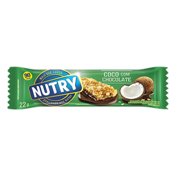 Barrita Nutry Coco Con Chocolate 22 g
