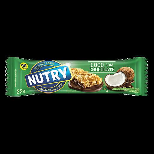 Barrita Nutry Coco Con Chocolate 22 g