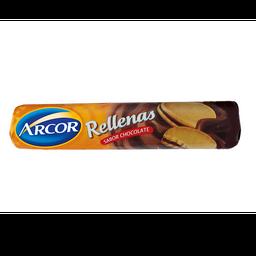 Arcor Galletas Rellenas De Chocolate