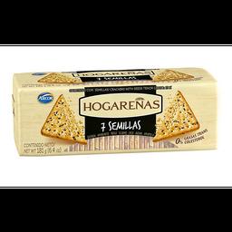 Galletas Hogareñas 7 Semillas 181 g