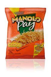 Manolo Papa Fritas Pay