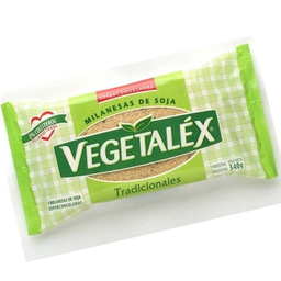 Milanesas De Soja Vegetalex 340 Grs.