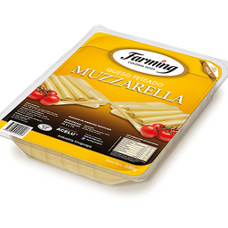 Queso Farming Muzzarella al Vacio 200 g