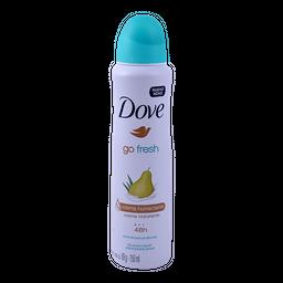Desodorante Dove Aerosol Femenino Pera Al Vera 89 Grs.