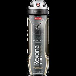Desodorante Rexona Aerosol Masculino Fanatics 90 Grs.