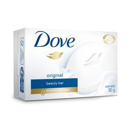 Jabon De Tocador Dove Blanco 90 Grs.