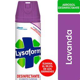 Desinfectante Lysoform Lavanda 360 C.C.