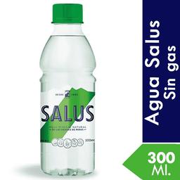 Agua Salus Sin Gas 300 Ml.