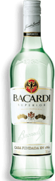 Ron Bacardi Carta Blanca 750 Ml.