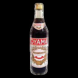 Vermouth Oyama Rojo 935 Ml.