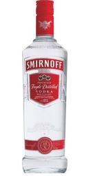 Vodka Smirnoff Red 998 Ml.