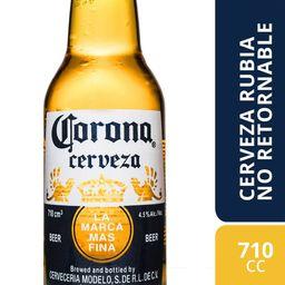 Cerveza Corona 710 Ml.
