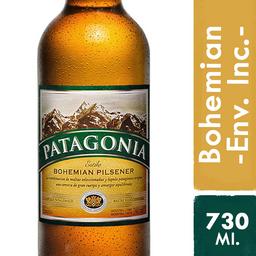 Cerveza Patagonia Bohemian 730 Ml.